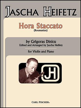Hora Staccato-Violin Solo