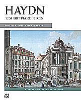 12 Short Piano Pieces-Piano Solo