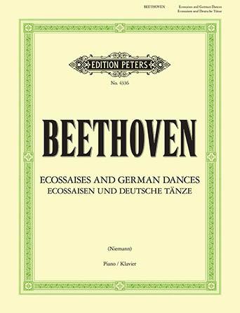 Ecossaises and German Dances