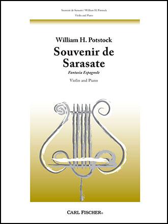 Souvenir de Sarasate, Op. 15