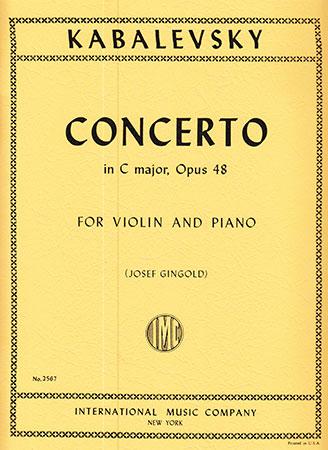 Concerto in C Major, Op. 48