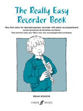 Really Easy Recorder Book