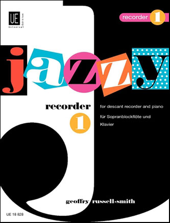 Jazzy Recorder 1-Recorder Solo