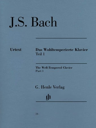 Well-Tempered Clavier, Book 1