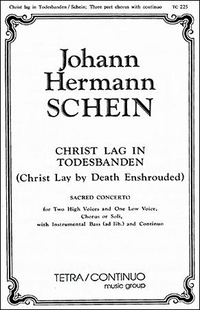 Christ Lag in Todesbanden