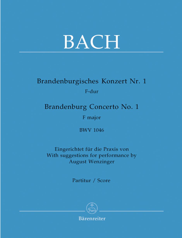 Brandenburg Concerto No. 1-Set B
