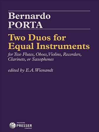 Duo for Equal Instruments