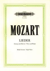 Mozart Lieder