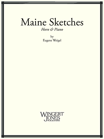 Maine Sketches