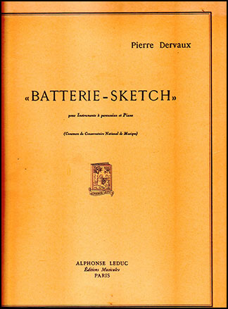 Batterie Sketch