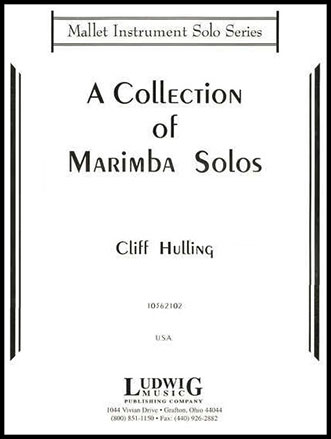 Collection of Marimba Solos