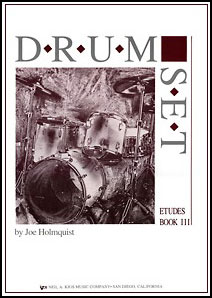Drum Set Etudes No. 3