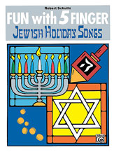 Fun with Five Finger Jewish Holiday