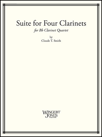 Suite for Four Clarinets
