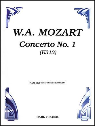 Concerto No. 1, K. 313