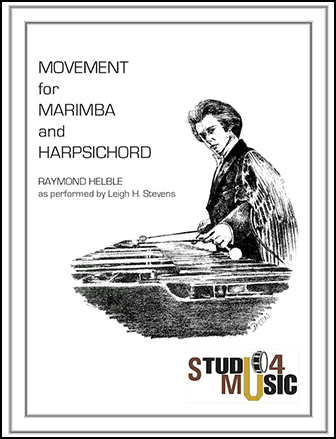 Movement for Marimba and Harpsichor