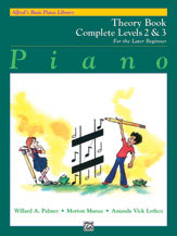 Alfred's Basic Piano Course