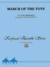 March of the Toys-2 Pianos 8 Hands