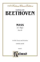 Mass in C Op. 86