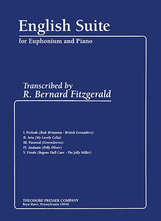 English Suite-Euphonium Solo