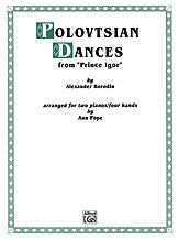 Polovetsian Dances-2 Pianos 4 Hands