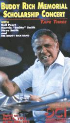 Buddy Rich Memorial No. 3 Cover