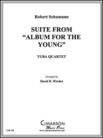 Album for the Young-Low Brass Quartet