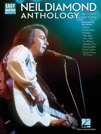 Neil Diamond Anthology-Easy Guitar