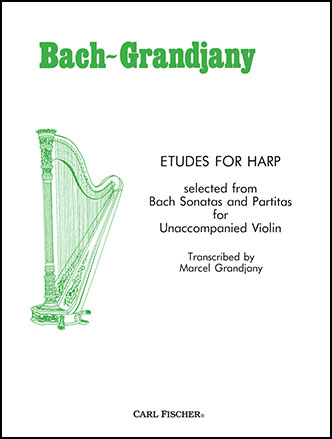 Etudes for the Harp
