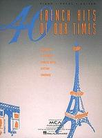 40 French Hits of Our Times