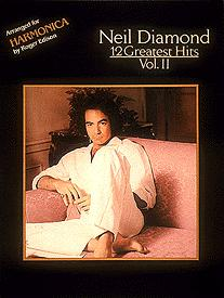 Neil Diamond 12 Greatest-Harmonica