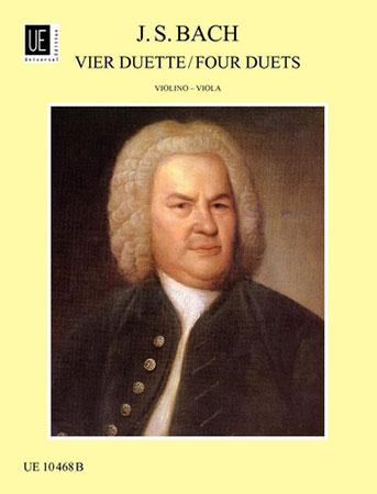 Four Duets-Violin/Viola Duet