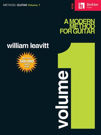 Modern Method for Guitar No. 1-Book