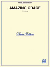 Amazing Grace-Piano/Vocal