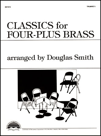 Classics for 4-Plus Brass
