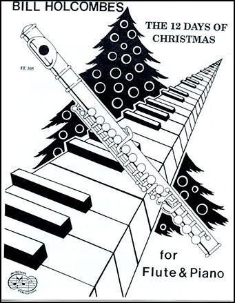 12 Days of Christmas-Flute Solo