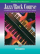 Alfred's Jazz/Rock Course