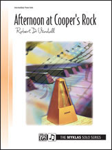 Afternoon at Cooper's Rock          Cover