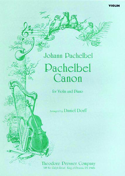 Pachelbel Canon Thumbnail