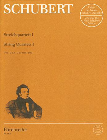 String Quartets, Vol. 1