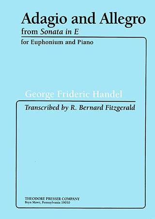 Adagio and Allegro-Euphonium Solo