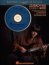 Bouree and Gigue-Guitar Tab Book/CD