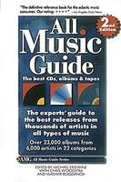 All Music Guide 2nd Edition