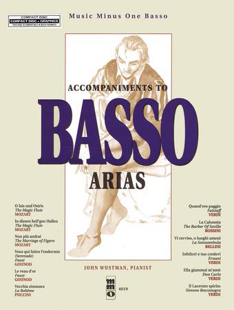 Accompaniments to Basso Arias