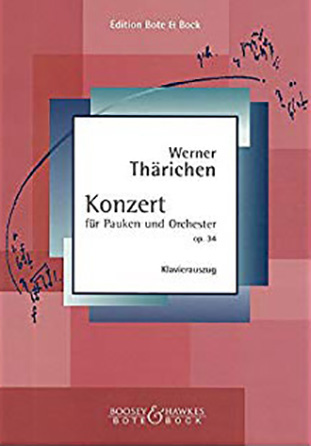 Concerto for Timpani, Op. 34