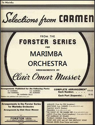 Carmen Selections