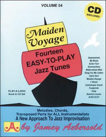 Jamey Aebersold Jazz, Volume  54 (Maiden Voyage)