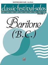 Classic Festival Solos Vol. 2
