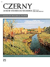 30 New Studies in Technics Op. 849