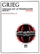 Wedding Day at Troldhaugen, Op. 65, No. 6